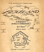Edwin Abbot's Flatland, a romance of many dimensions
