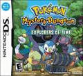 Pokemon Myster Dungeon - Explorers of Time and Explorers of Darkness