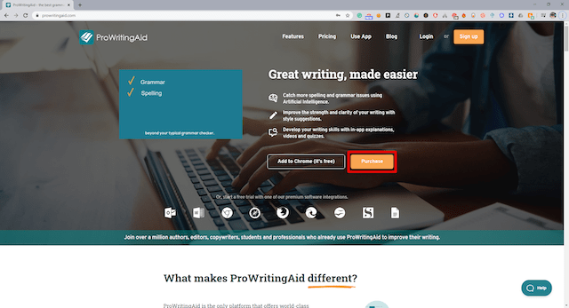 prowritingaid-home-page
