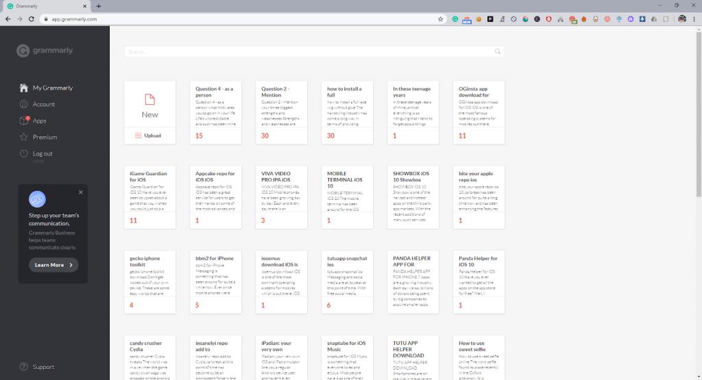 grammarly-web-editor