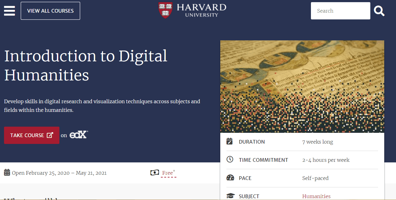 Introduction-To-Digital-Humanities