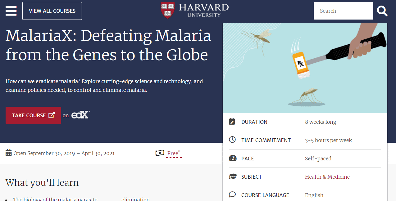 MalariaX-Defeating-Malaria-from-the-Genes-to-the-Globe