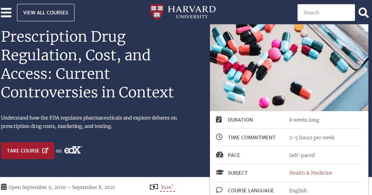 Prescription-Drug-Regulation-Cost-and-Access